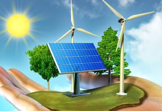 Saulės jėgainių įrengimas